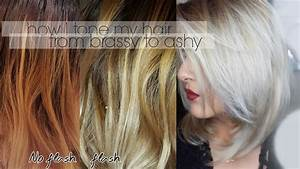 Color Fresh Color Chart From Brassy To Ashy How I Tone My Hair Kmanzo01 Youtube