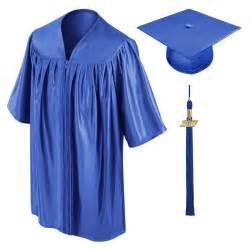 royal blue kindergarten cap gown amp tassel gradshop