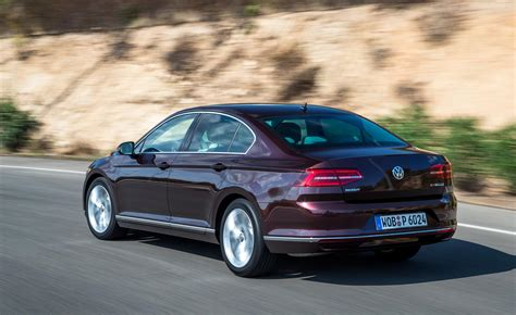 Volkswagen Passat (2015) First Drive Review
