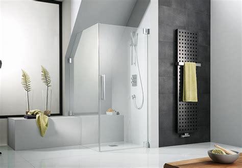 bodengleiche dusche mit wegklappbaren glastüren bodengleiche duschen moderne duscheinrichtungen im bad