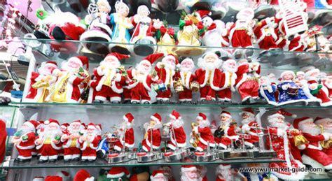 christmas decorations wholesale china yiwu