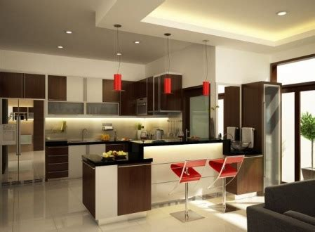 fotos de decoracion de cocinas modernas