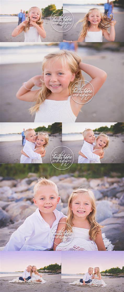 family portrait session   beach  sunset  rhode
