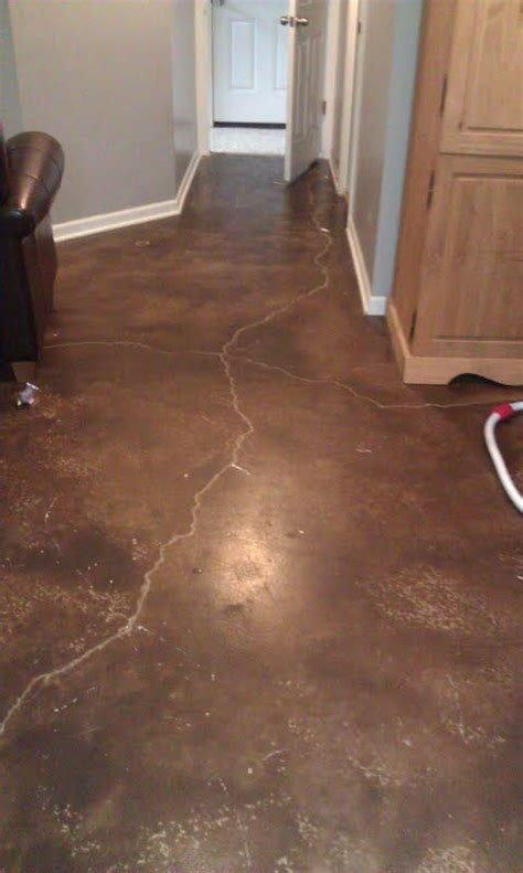 Kissed By A Frog: Rust Oleum Week  Concrete Stain   For
