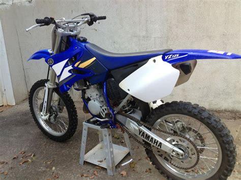 yamaha motocross bikes for sale 2003 yamaha yz125 dirt bike for sale on 2040 motos