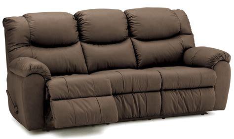 Palliser Loveseat by Palliser Regent Reclining Three Seat Sofa A1 Furniture