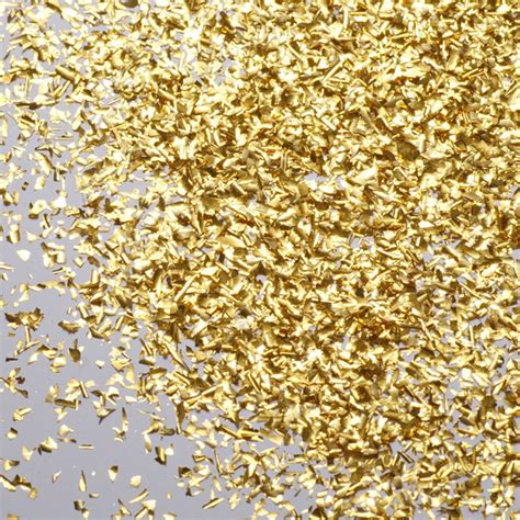 Gold Leaf Stardust 004g 4 Sachets Original Artisan Gold