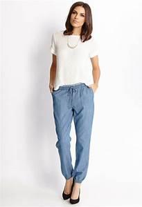 Jeans jogginghose damen