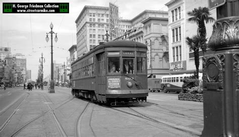 Service New Orleans by New Orleans Service Inc Nopsi Canal Streetcar