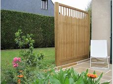 Paliframe Fence Panels are a Contemporary variation of