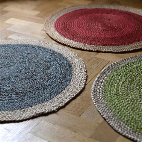 depiction  jute rug  simple matter  insert interior