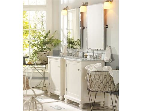 pottery barn bathroom ideas white bathroom decor pottery barn bathrooms pinterest