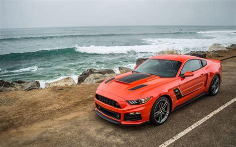 2015 Car Wallpaper Hd by 2015 Roush Performance Ford Mustang Wallpaper Hd Car