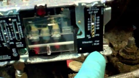 dual pressure switch replacement