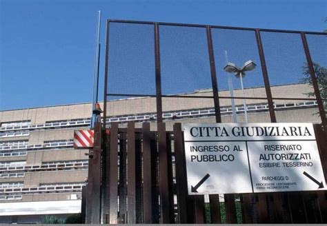 Uffici Giudiziari Roma Coordinamento Nazionale Giusizia La Sicurezza Negli