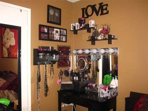 makeup vanity area diy vanity lights
