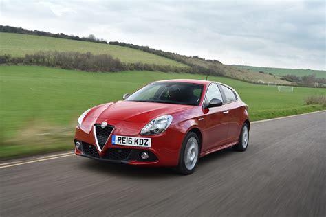 Alfa Romeo Giulietta Review by Road Test Alfa Romeo Giulietta 1 6 Jtdm Company Car