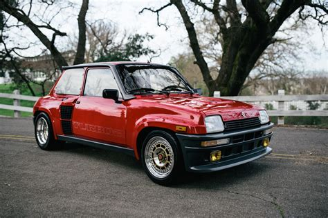 Renault 5 Turbo 2 For Sale by 1985 Renault R5 Turbo 2 Evolution For Sale On Bat Auctions