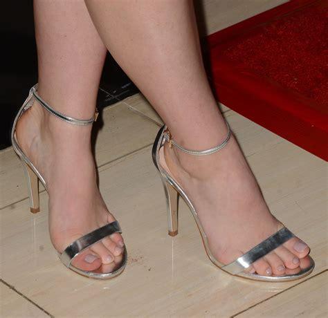 Kaitlyn Devers Feet