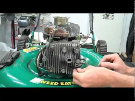 small engine repair training 2012 bmw 7 series engine control small engine repair pt 6 installing new head gasket youtube