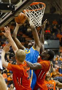 Men's basketball falls to Oregon State 66-55 | Daily Bruin