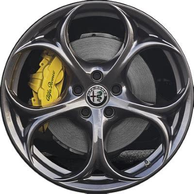 alfa romeo giulia wheels rims wheel rim stock oem replacement