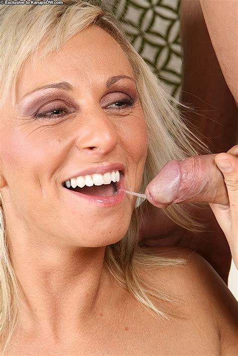 Trina Michaels Cum Swallow