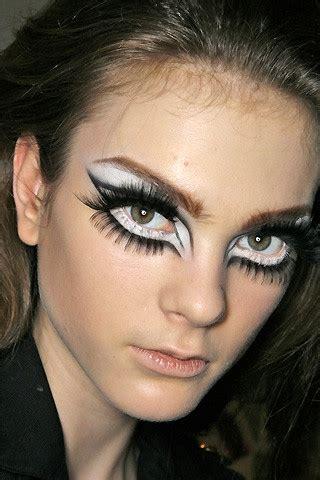 halloween makeup ideas   runway