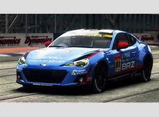 SUBARU BRZ SUPER GT GT300 2014 Livery MOD RaceDepartment