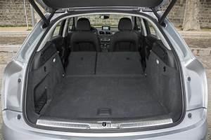 Audi Q3 Coffre : essai bmw x1 vs audi q3 le comparatif x1 q3 photo 71 l 39 argus ~ Medecine-chirurgie-esthetiques.com Avis de Voitures