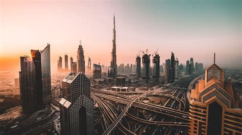 Dubai Cityscape Wallpapers