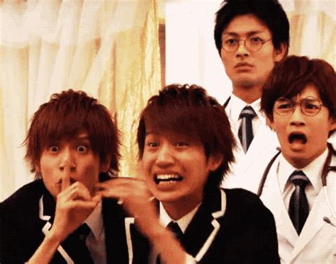 ouran live action on Tumblr