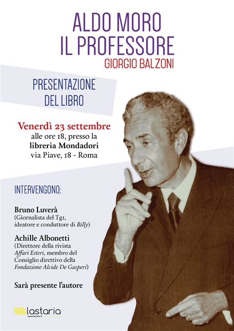 Libreria Via Piave by Aldo Moro Il Professore Libreria Mondadori Di Via Piave