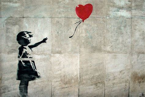 Famous Graffiti Mural Artists by Banksy Street Art Hope Poster Sold At Europosters