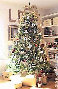 Rustic Vintage Camping Christmas Decorating Ideas from ...