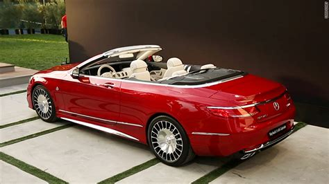 mercedes unveils   expensive car