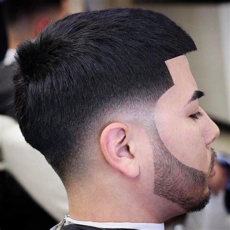drop fade haircut ideas  men   drop