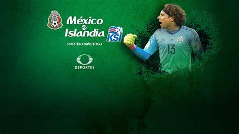 México derrotó a islandia este viernes en california, en partido amistoso fifa. México vs Islandia 2018 con transmisión en vivo por internet ¡No te lo pierdas!