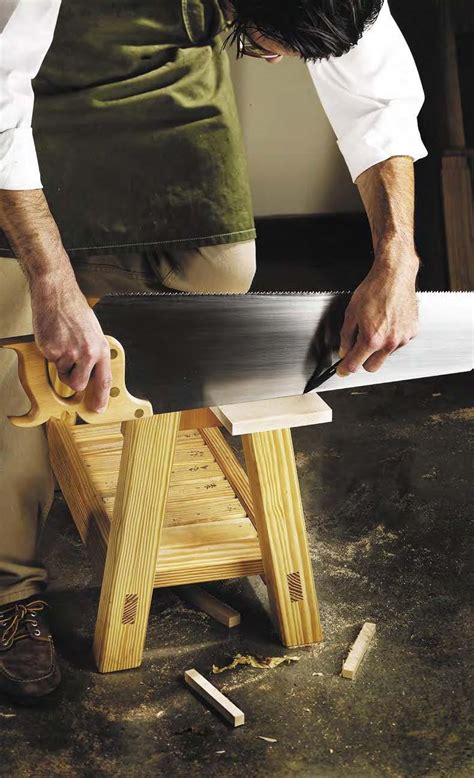 forgotten handsaw tricks popular woodworking magazine