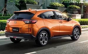 Honda Hrv 2018 : honda hr v facelift for 2018 spotted drive safe and fast ~ Medecine-chirurgie-esthetiques.com Avis de Voitures