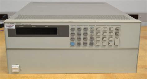 agilent keysight na  dc electronic load