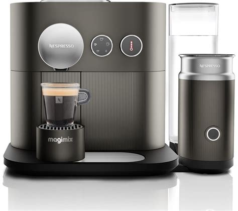 How To Use Nespresso Magimix by Nespresso By Magimix Expert M500 Smart Coffee Machine With