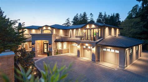 Vancouver Custom Home Designs Custom Luxury Homes