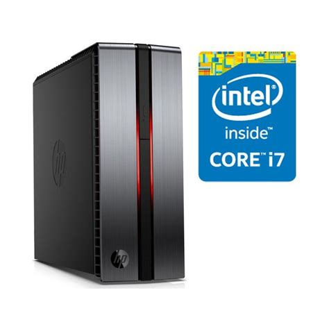 ordinateur de bureau hp intel i7 pc de bureau hp envy 850 001nk intel i7