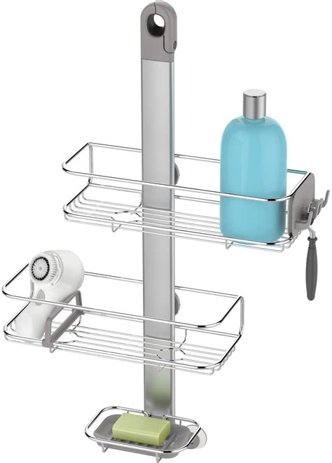rust resistant shower caddy tension rod shower caddy stainless steel rust resistant