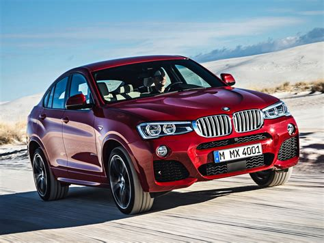 2018 Bmw X4 Pricing And Specs