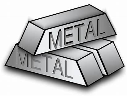 Metals Clipart Cartoon Metal Clipground Icon
