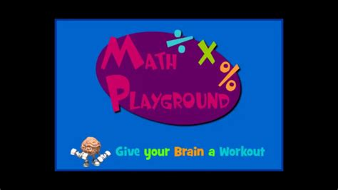 Math Man ( Math Playground )