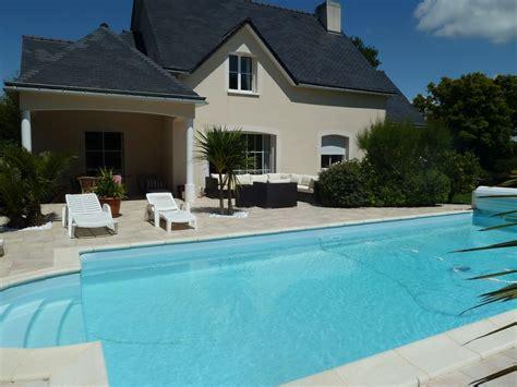 la baule la baule sur golf villa 6 personnes avec piscine priv 233 e loire atlantique homelidays