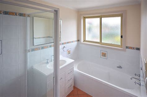 bathroom renovations canberra budget before after gunn building canberra bathroom